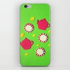 Apple Green Tea iPhone & iPod Skin