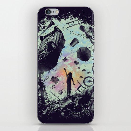 Gravity Play iPhone & iPod Skin