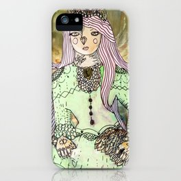 Princess Flora iPhone Case