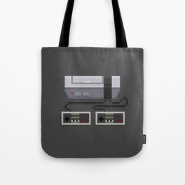 NES 8-Bit Console Tote Bag