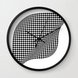Silk . Geometric Collection Wall Clock