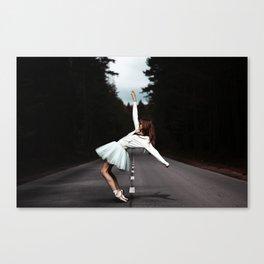 Ballerina Project XIII Canvas Print