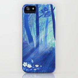 SECRET FOREST iPhone Case