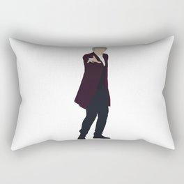 Twelfth Doctor: Peter Capaldi Rectangular Pillow