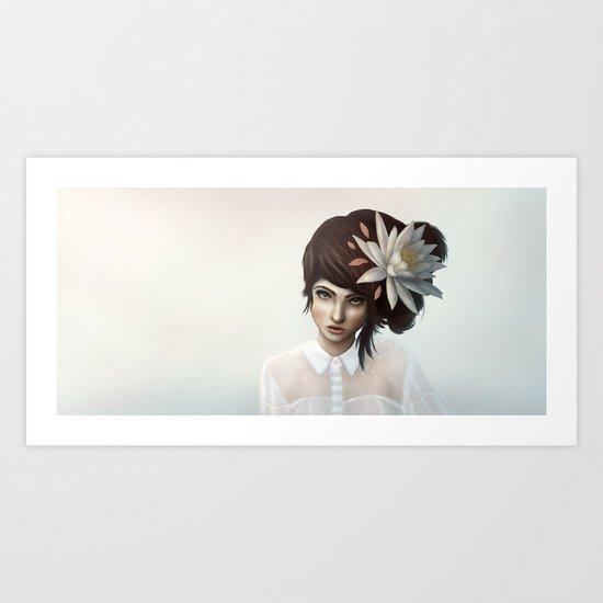 Loto Art Print