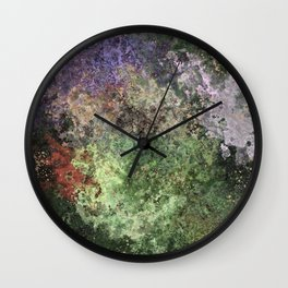 SEVENTEENTH PASSION Wall Clock
