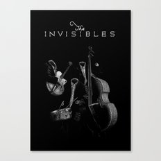 The Invisibles (With Title) Canvas Print