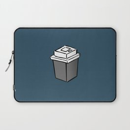 Coffee Square Laptop Sleeve