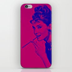 Pop glamour iPhone Skin