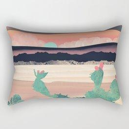 Desert Dawn Rectangular Pillow