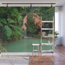 Thermal pool Wall Mural