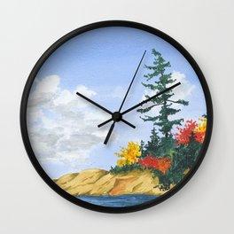 William #7 Wall Clock