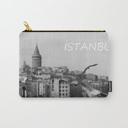 Galata Tower Carry-All Pouch