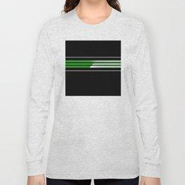 Team Colors 5...Green Long Sleeve T-shirt