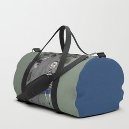 A Day for Sitting in a Tree Duffle Bag