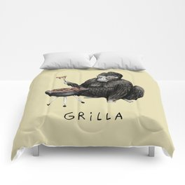 Grilla Comforters