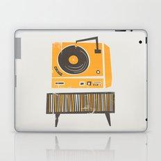 Vinyl Deck Laptop & iPad Skin