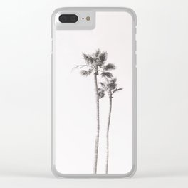 His & Hers Clear iPhone Case