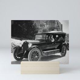 Vintage Car - Middle East - Circa 1930 Mini Art Print