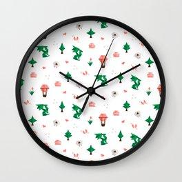 Artisans Spyro Wall Clock