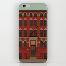 Williamsburg iPhone Skin