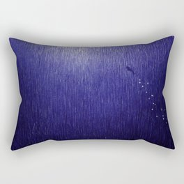 ballpoint pen ocean fishing Rectangular Pillow