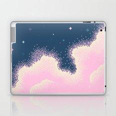 Pixel Cotton Candy Galaxy Laptop & iPad Skin