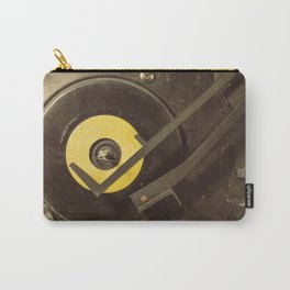 Vintage Tunes Carry-All Pouch
