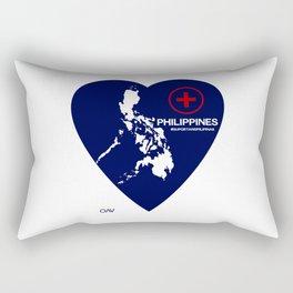 Philippine Support Rectangular Pillow