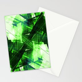 Elemental - Geometric Abstract Art Stationery Cards