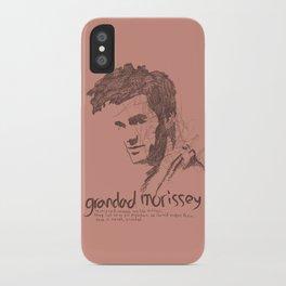Grandad Moz iPhone Case