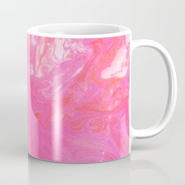 Pink marble Coffee Mug