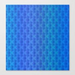 Triangulation Variation 7 Canvas Print