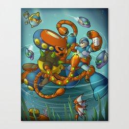 MMX - Water Tango Canvas Print