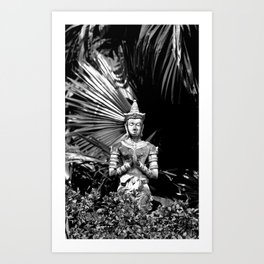 Tropical Darkroom #135 Art Print