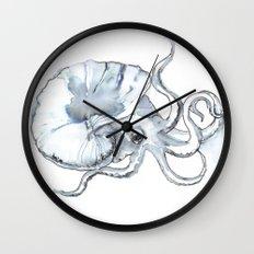 Paper Nautilus, Argonaut Wall Clock