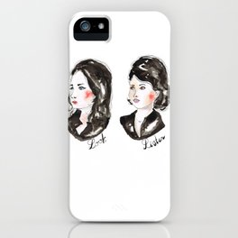 My Favorite Murder ssdgm LOOK-LISTEN iPhone Case