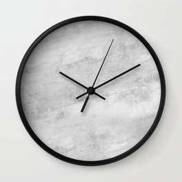 Concrete 017 Wall Clock