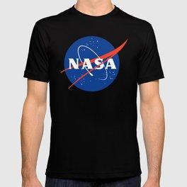NASA logo Space Agency Astronaut T-shirt