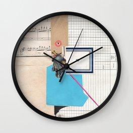 2015 Wall Clock