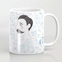 Tattooed Bob Coffee Mug