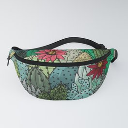 Cactus Collection Fanny Pack