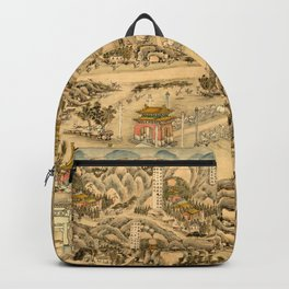 The Ming Tombs 1736 Backpack