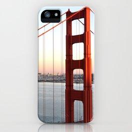 GOLDEN GATE BRIDGE - 1 iPhone Case