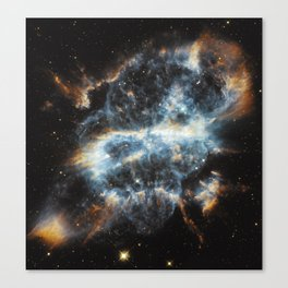 Planetary nebula NGC 5189 Canvas Print