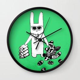 Playboy bunny Wall Clock