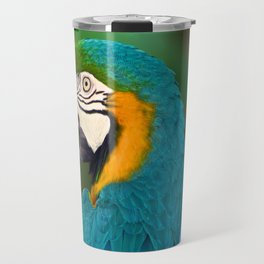 Polly Wanna Cracker?  Travel Mug