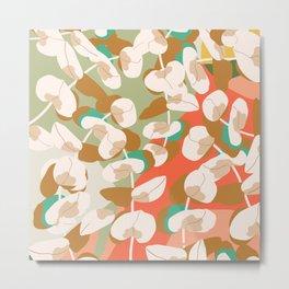 Where Flowers Blossom #art print#society6 Metal Print