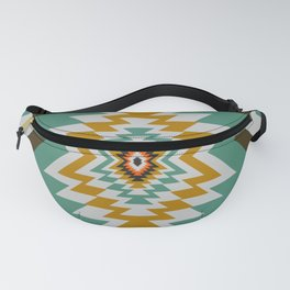 Geometric tribal decor Fanny Pack