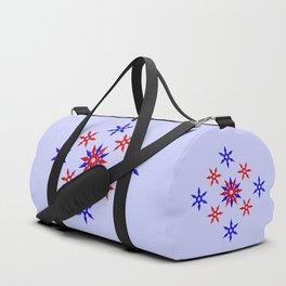 Shuriken Design version 3 Duffle Bag